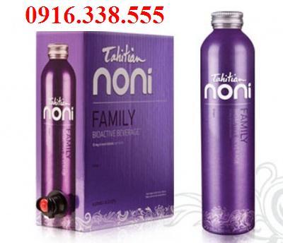 Nước uống Noni Grape Family - Noni hương Nho (tím) dành cho trẻ em BIẾNG ăn