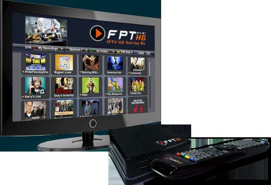 Truyền Hình Internet FPT Play HD Bình Dương