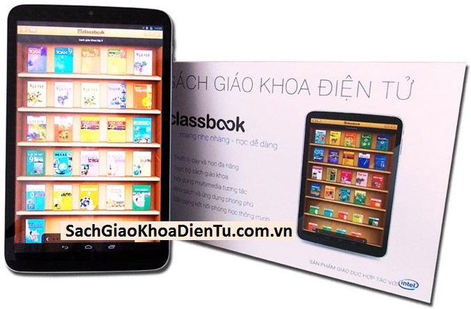 Sách giáo khoa điện tử Classbook CB01