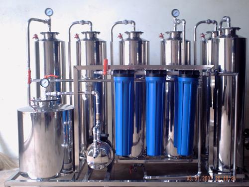 Máy khử độc tố trong rượu