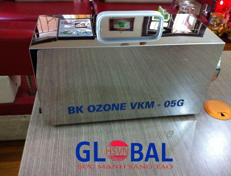 Máy ozone công nghiệp VKM 05 khử mùi khách sạn