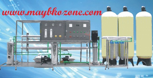 Dây chuyền lọc nước tinh khiết RO 2000l/h