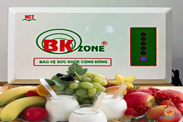 Máy khử độc thực phẩm ozone H08