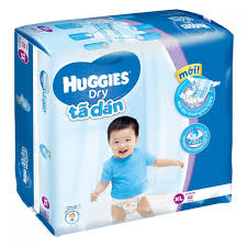 Tã dán Huggies Super Jumbo XL62