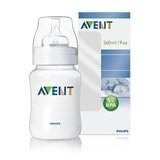 Bình sữa avent 125ml nhựa PP (BPA free)