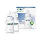 Bộ đôi bình sữa avent 125ml nhựa PP (BPA free)