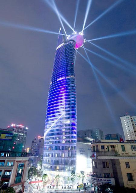 Tòa nhà cao nhất Việt Nam tại Sài Gòn