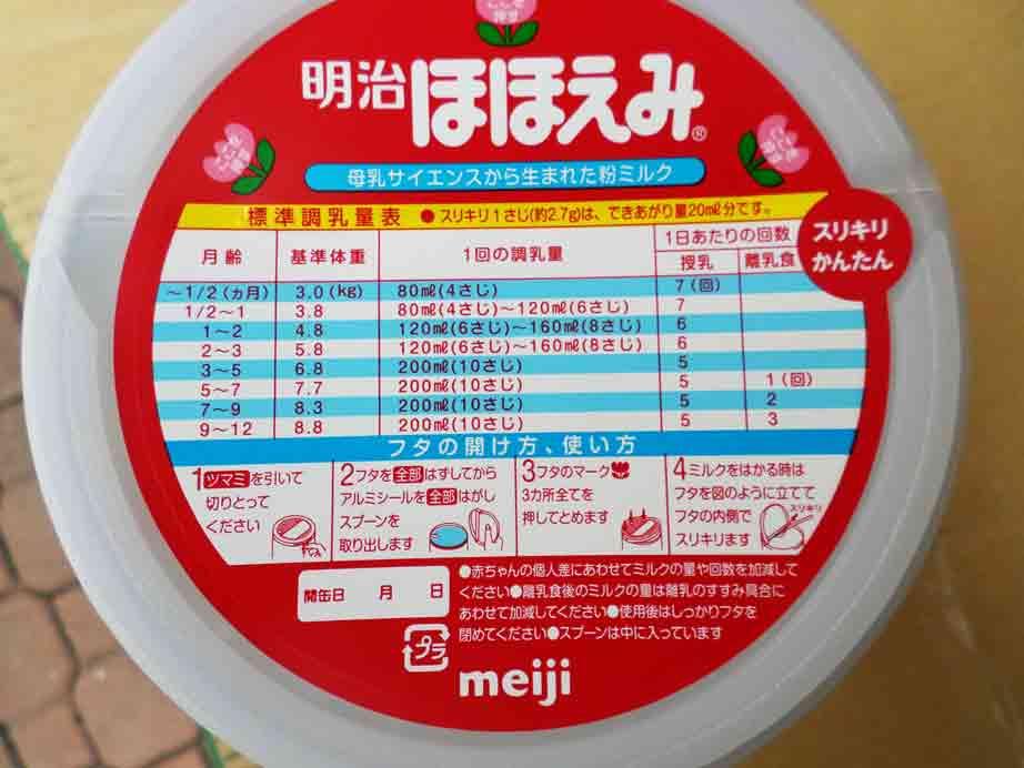 Sữa Meiji số 0, Sữa Meiji số 0 tại TPHCM