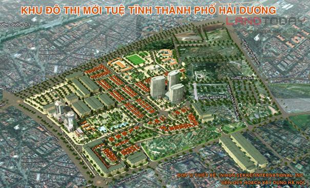 Nha dat Hai Duong