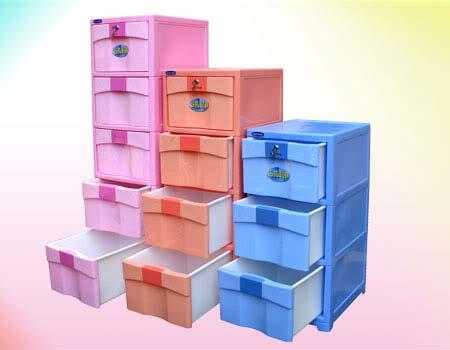 Tủ nhựa Duy Tân 5 tầng giá rẻ TPHCM