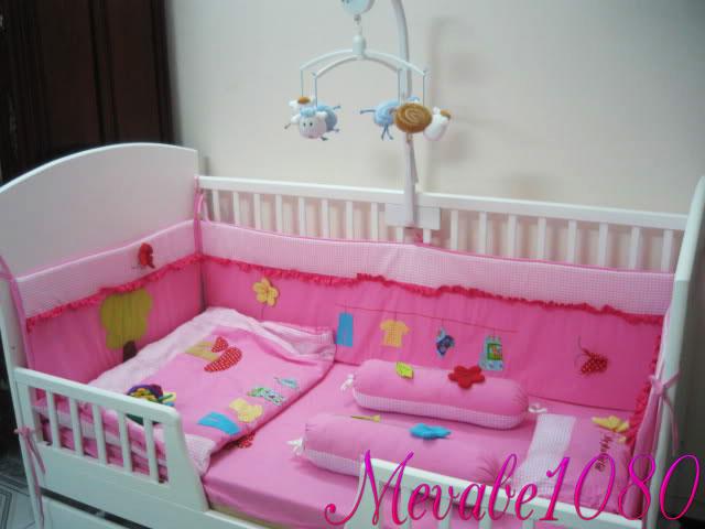 Cũi giường trẻ em đa năng Teddy 2