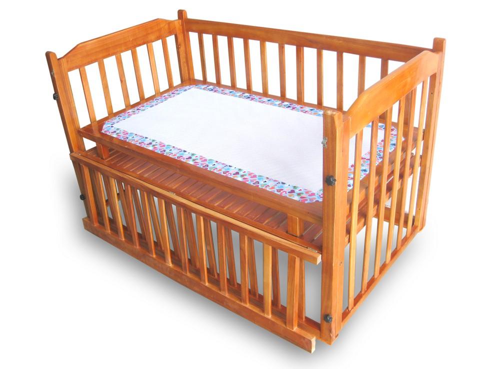 Giường cũi cho bé chất lượng nhất tại TPHCM