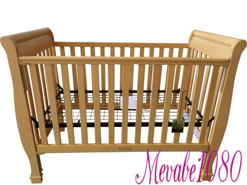 Giường cũi cho bé yêu Mevabe1080TPHCM
