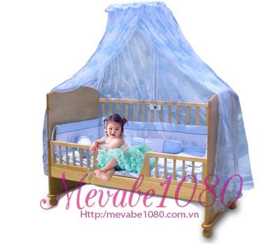 Giường cũi teddy TN