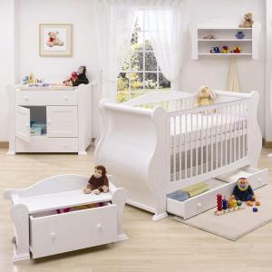 Những lưu ý khi mua giường cũi cho bé