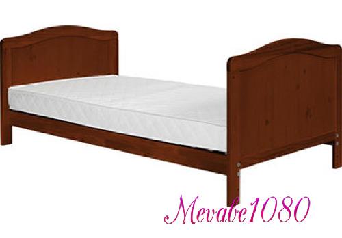 Giường cũi trẻ em Cambrige 3 trong 1 dạng giường