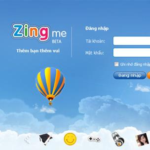 Các tài khoản của Mevabe1080 tại Me.zing.vn