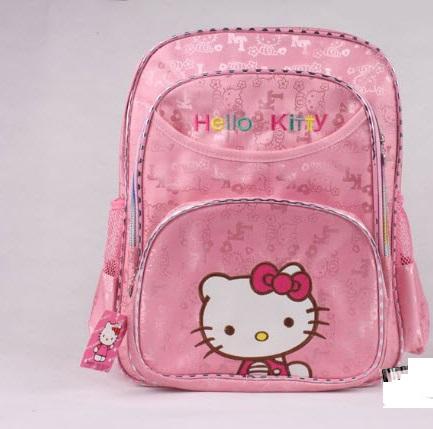 Ba Lô Hello Kitty cho bé gái (bán tại TPHCM)