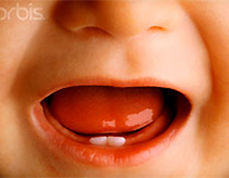 6 điều khi bé mọc răng