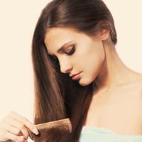 Khắc phục rụng tóc sau sinh