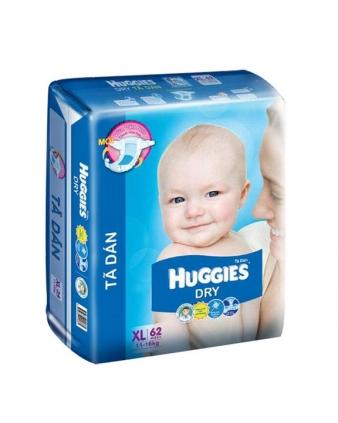 Ta dan Huggies Dry XL