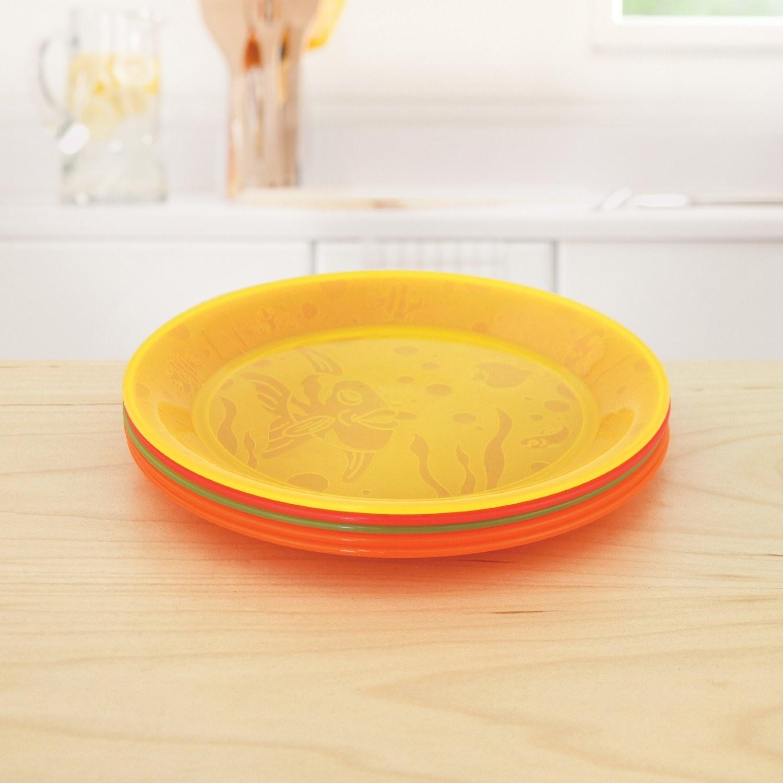 Bộ 5 đĩa nhựa Multi Plates-5pk