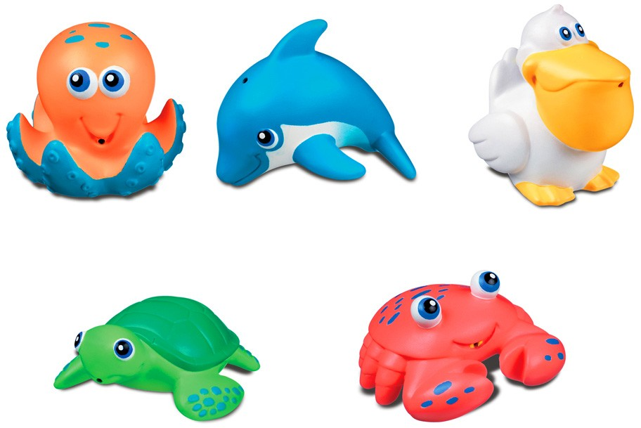 5 sinh vật biển - munchkin 31205