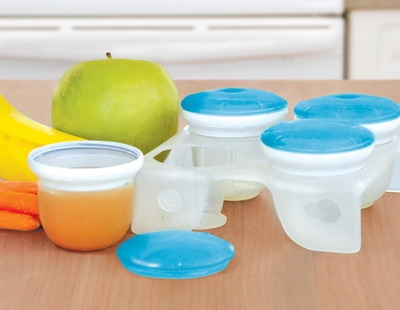 Bộ đồ trữ đông Fresh Food Freezer Cups