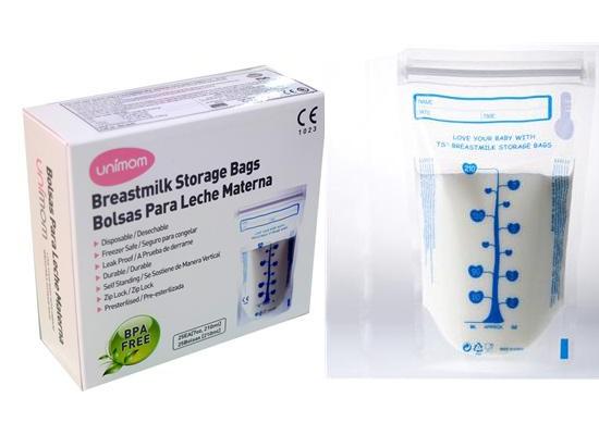 Túi trữ sữa Unimom không BPA spectra Hàn Quốc