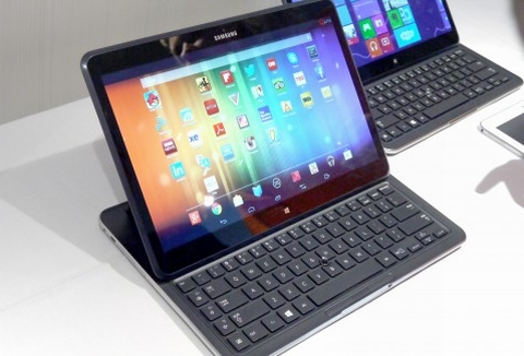 Loạt máy tính bảng có thể thay thế laptop