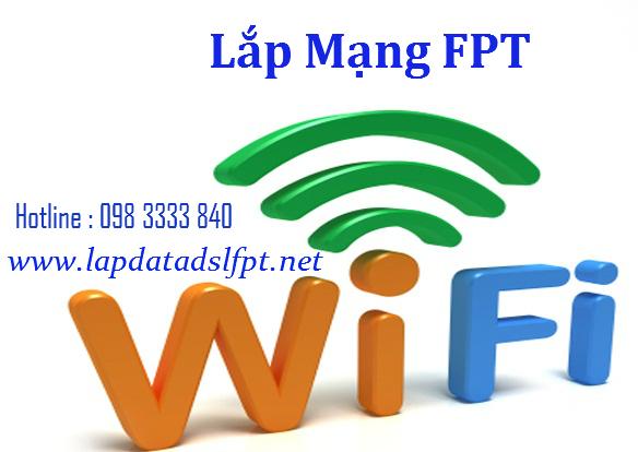 Lắp Mạng Wifi cho trường học