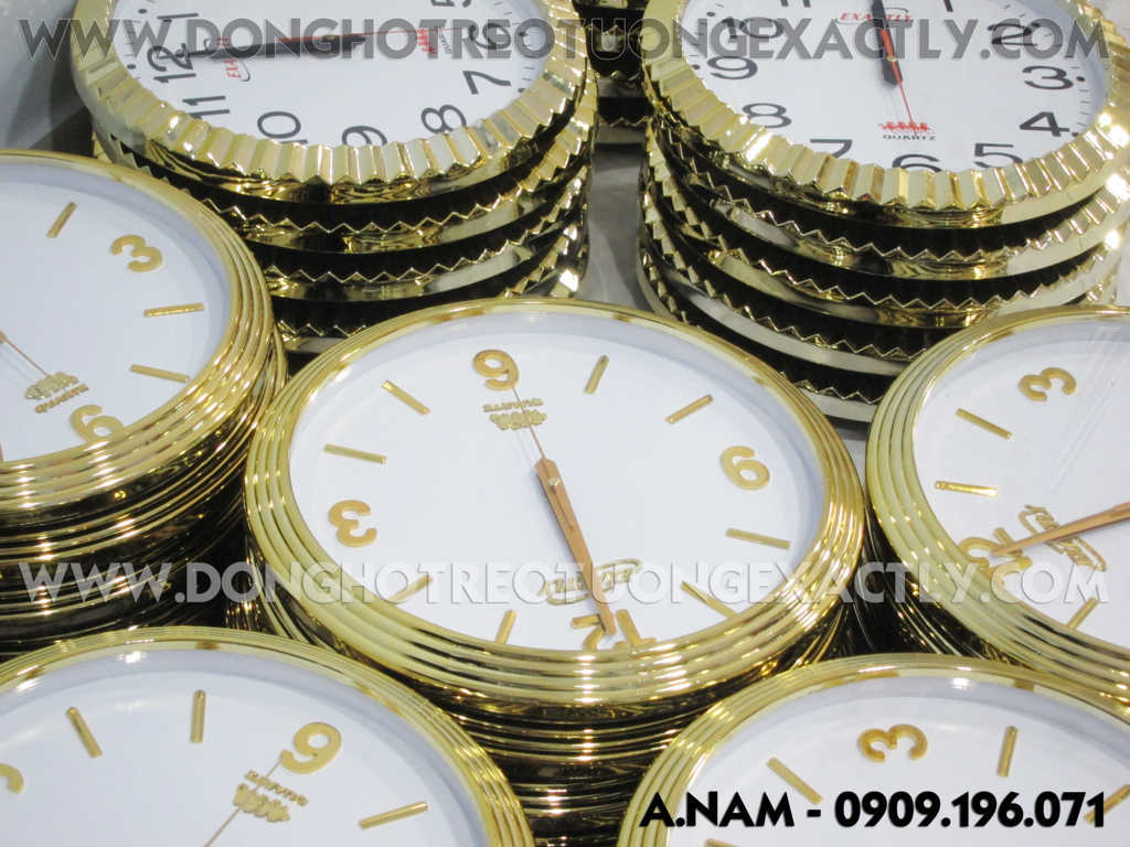 đồng hồ treo tường đẹp, đồng hồ treo tường tốt, đồng hồ treo tường xịn