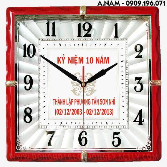 đồng hồ treo tường U10 | dong ho treo tuong U10