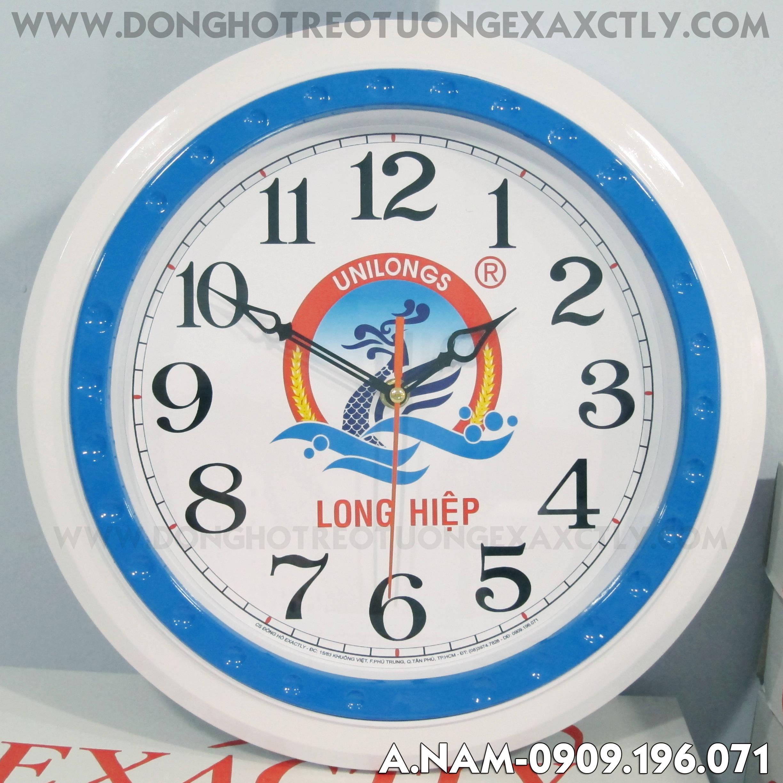 đồng hồ treo tường long hiệp