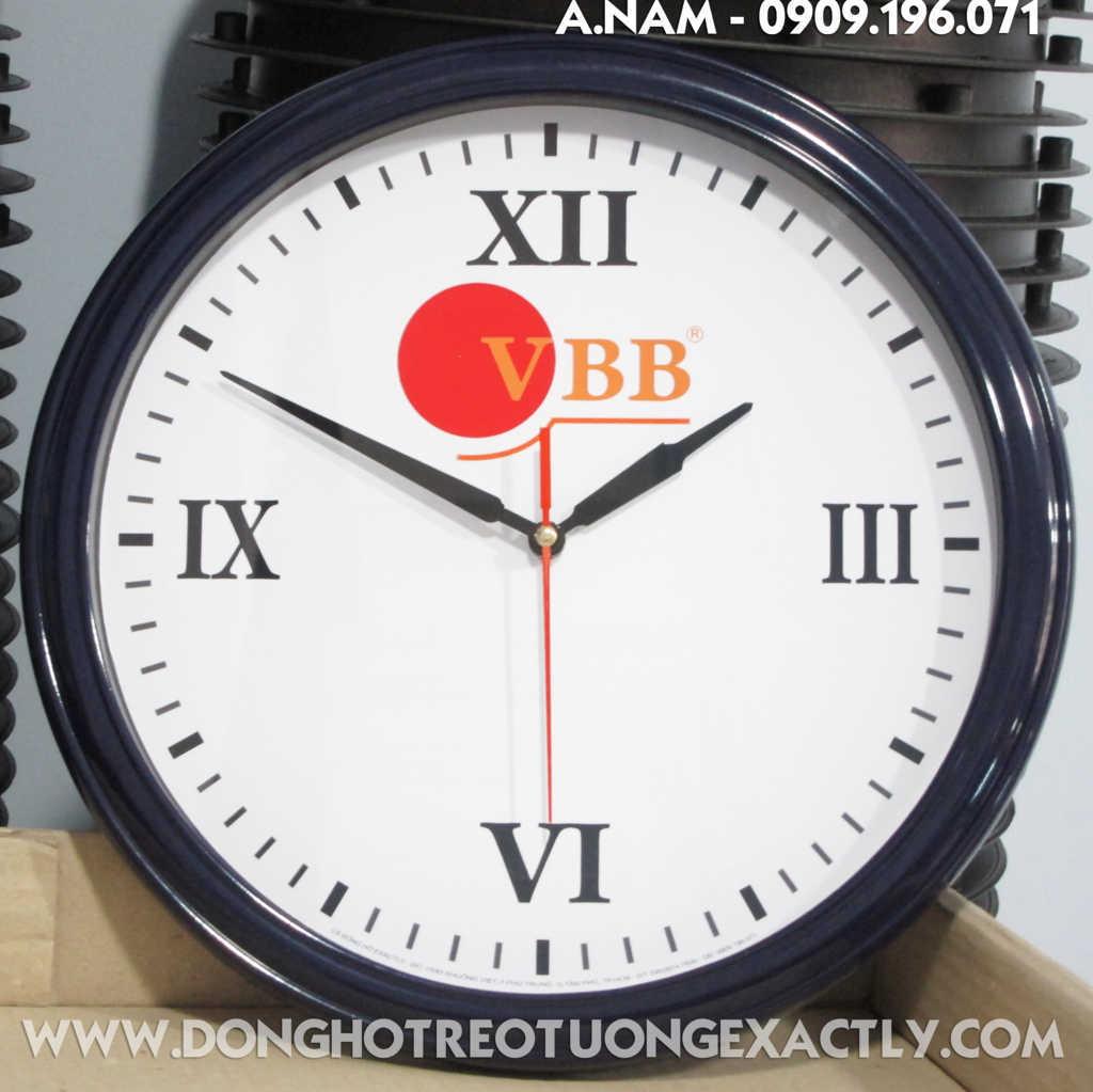 đồng hồ treo tường thức ăn VBB