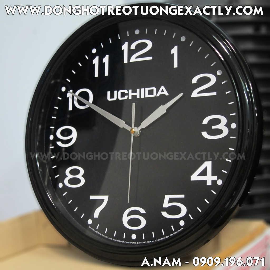 Chợ linh tinh: Sản xuất đồng hồ - In logo, nội dung theo yêu cầu U80%20UCHIDA%20(2)%20-%20dong%20ho%20treo%20tuong%20-%200909.196.071%20-%20A.Nam