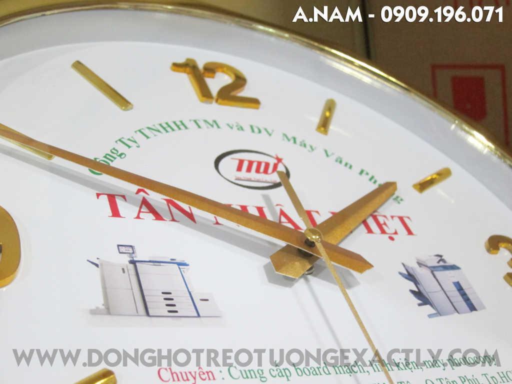 đồng hồ treo tường - dong ho treo tuong