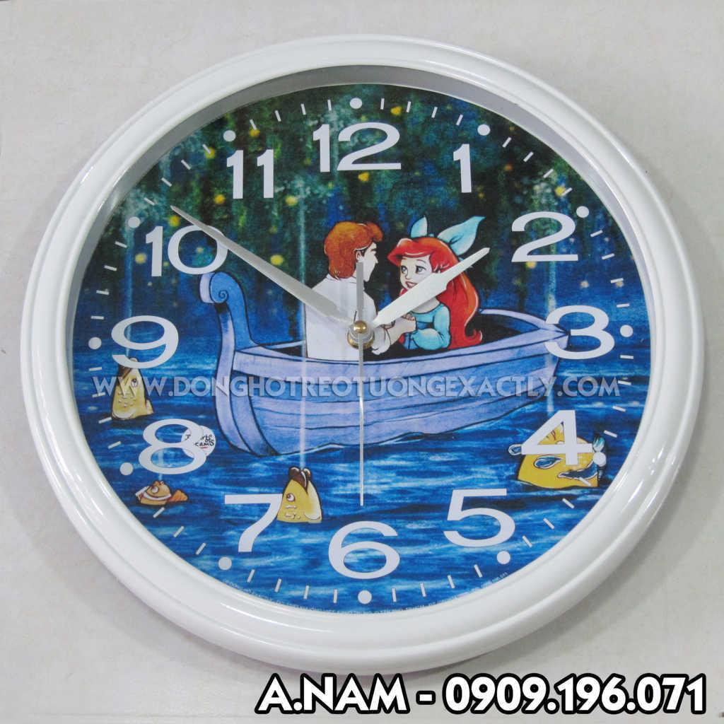 đồng hồ treo tường mẫu giáo