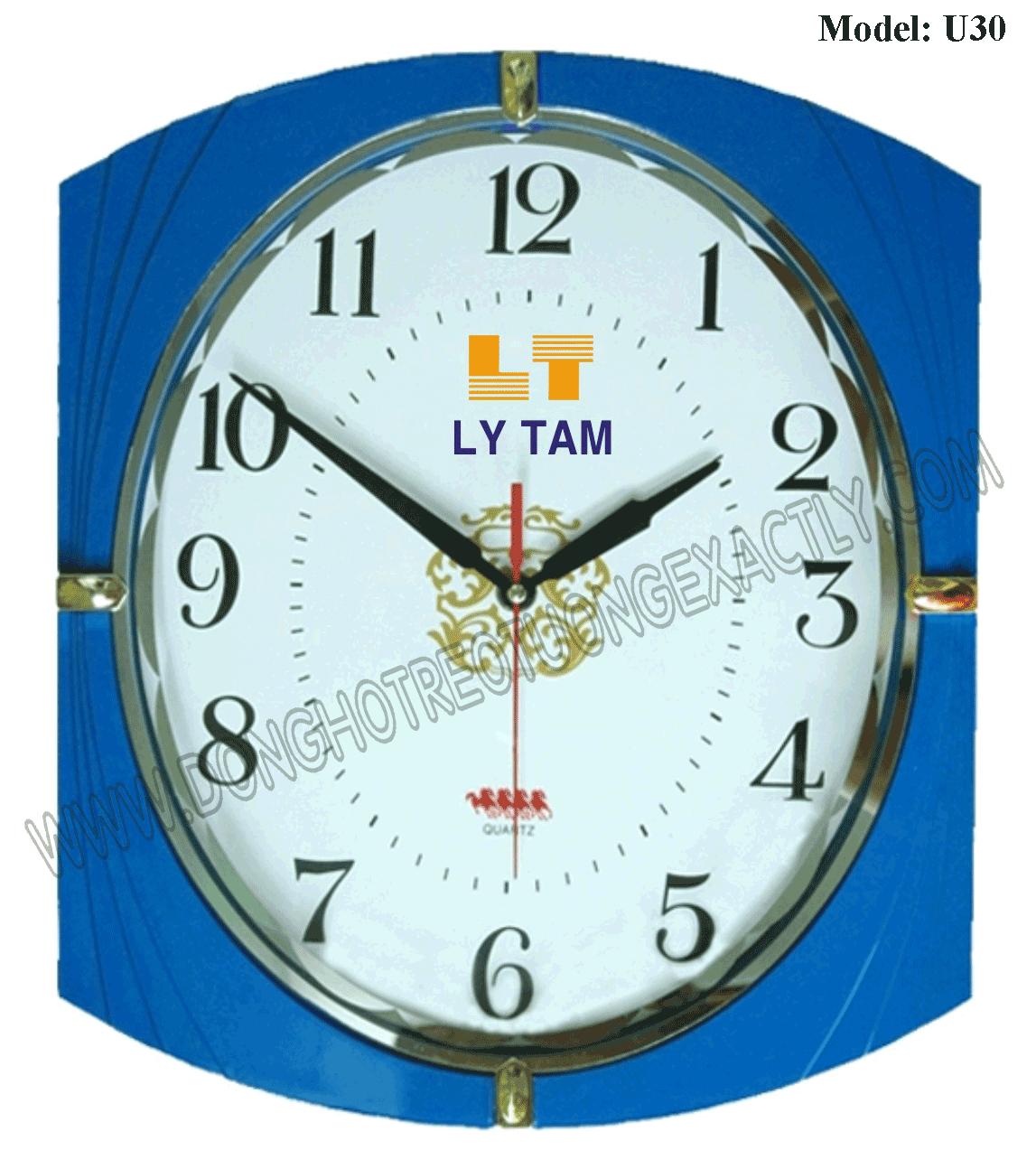 làm đồng hồ treo tường quà tặng