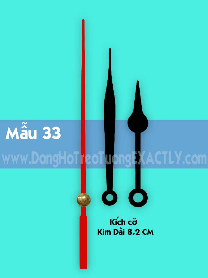 kimdonghotreotuong - kim đồng hồ treo tường