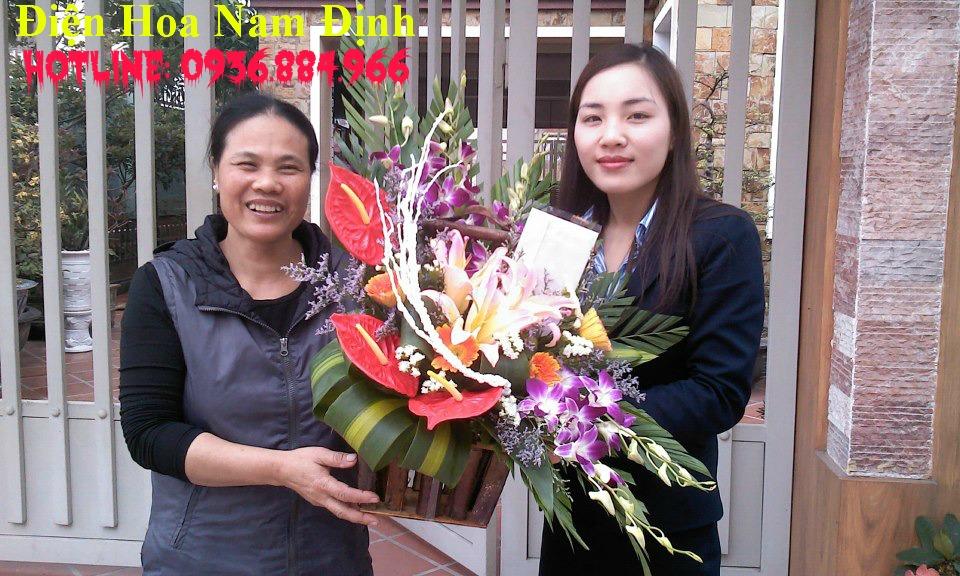 Dịch Vụ Điện Hoa Uy Tín Tại Nam Định