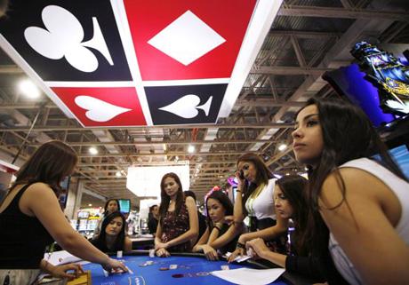 Dụng cụ cờ bạc bịp