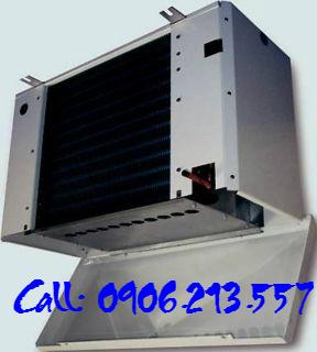 Sản xuất/gia công dàn lạnh - dàn nóng công nghiệp