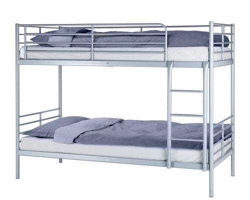 giường tầng inox ,sắt