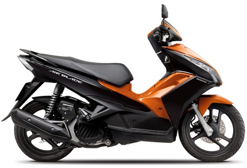 Cc cng ngh mi trn xe Honda Air Blade 125i