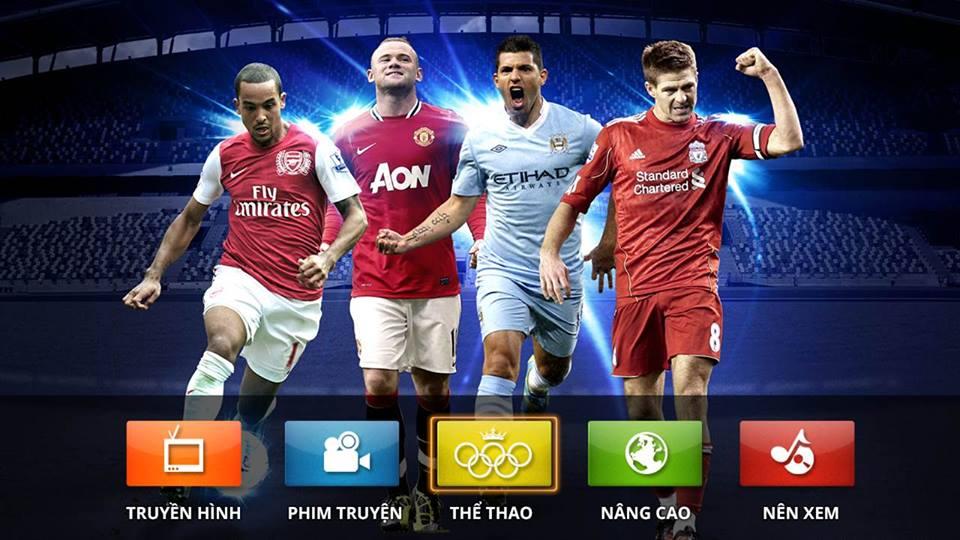 Truyền hình FPT Play HD