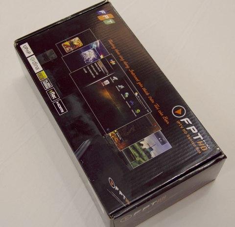 Ảnh thực tế và giao diện FPT Play HD
