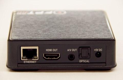 Các cổng kết nối FPT Play HD