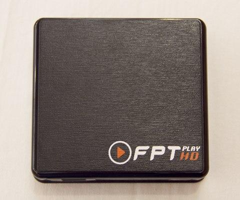FPT Play HD - giải mã truyền hình FPT