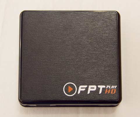 Mặt trên FPT Play HD